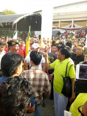 Pembukaan Festival Waria Di Hentikan Polres Soppeng.
