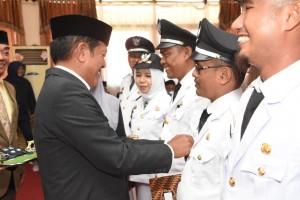 Enam Kades Hasil Pilkades Serentak Dilantik Bupati Soppeng