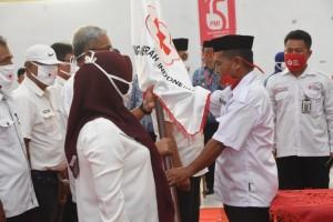 HUT Ke 75 Tahun, PMI Catat Sejarah Baru di Soppeng