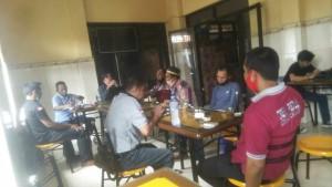 Siapkan Acara Pelantikan, DPC AJOI Kabupaten Soppeng Gelar Rapat Pemantapan