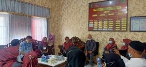 Tim Pustakawan DPK Pemprov Sulsel Kunjungi Rutan Klas IIb Watansoppeng