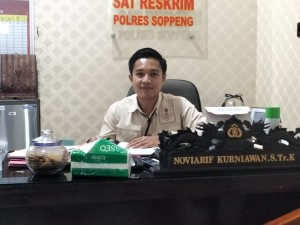 Tersangkut Kasus Pembalakan Liar, Oknum Anggota DPRD Soppeng Ditetapkan Tersangka