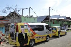 Tim Super Peduli Bantu Warga Korban Angin Puting Beliung di Desa Botto-Wajo