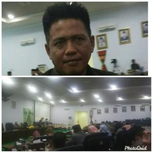 Alot, Tata Cara Beracara BK DPRD Soppeng Nyaris Gagal Disahkan