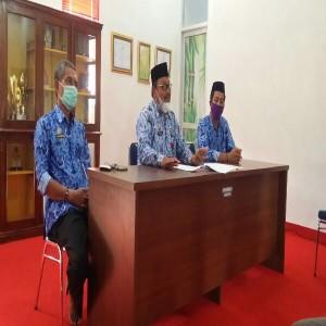 Usai Rapat Koordinasi, Pemkab Soppeng Putuskan Tunda Pelaksanaan PBM Tatap Muka