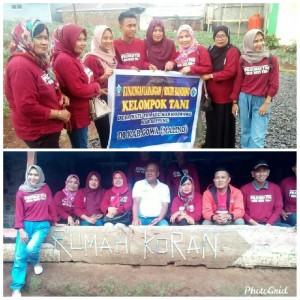 Sejumlah Kelompok Tani Desa Watu Tuo Belajar Pertanian Di Gowa