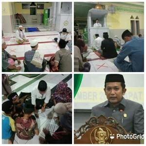 Syamsuddin Syam, Jalin Silaturahmi Dengan Konstituen Melalui Pencerahan Agama