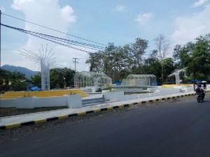 Pembangunan Taman Sutera Rampung,Destinasi Wisata Soppeng Kian Bervariasi