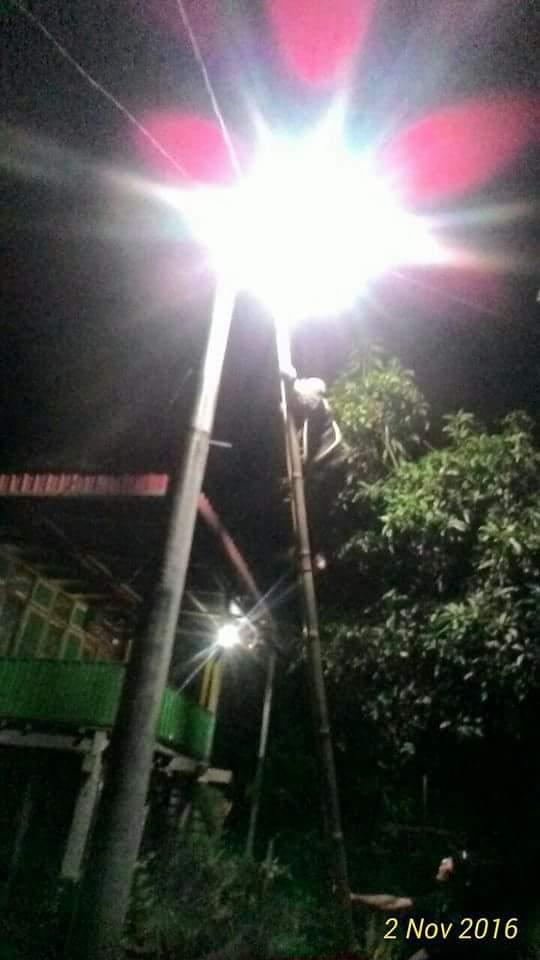 Pasca 'Diamuk' Wabup Soppeng , Area Seputar Masjid Mulai Bersinar