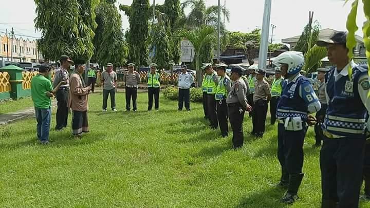 Operasi Zebra Polres Soppeng Libatkan Ustadz