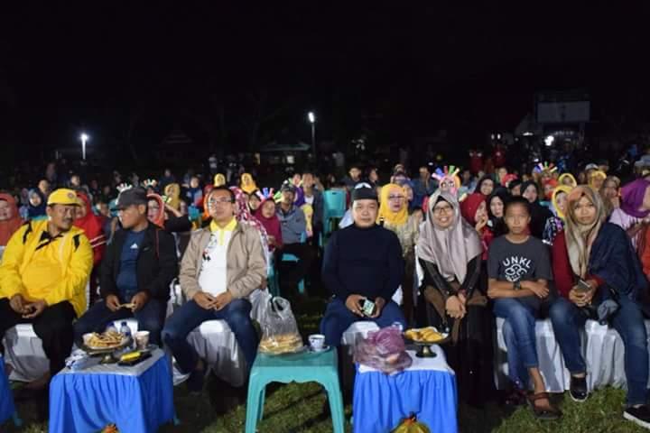"Dikepung ""Harimau"" Sumatera, Supriansa Optimis Selfi Tetap No 1"