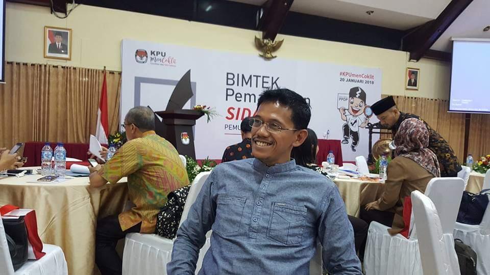 Terkait Berita Penolakan MK Terhadap Gugatan Rismayani, KPU Soppeng Mengaku Belum Tahu