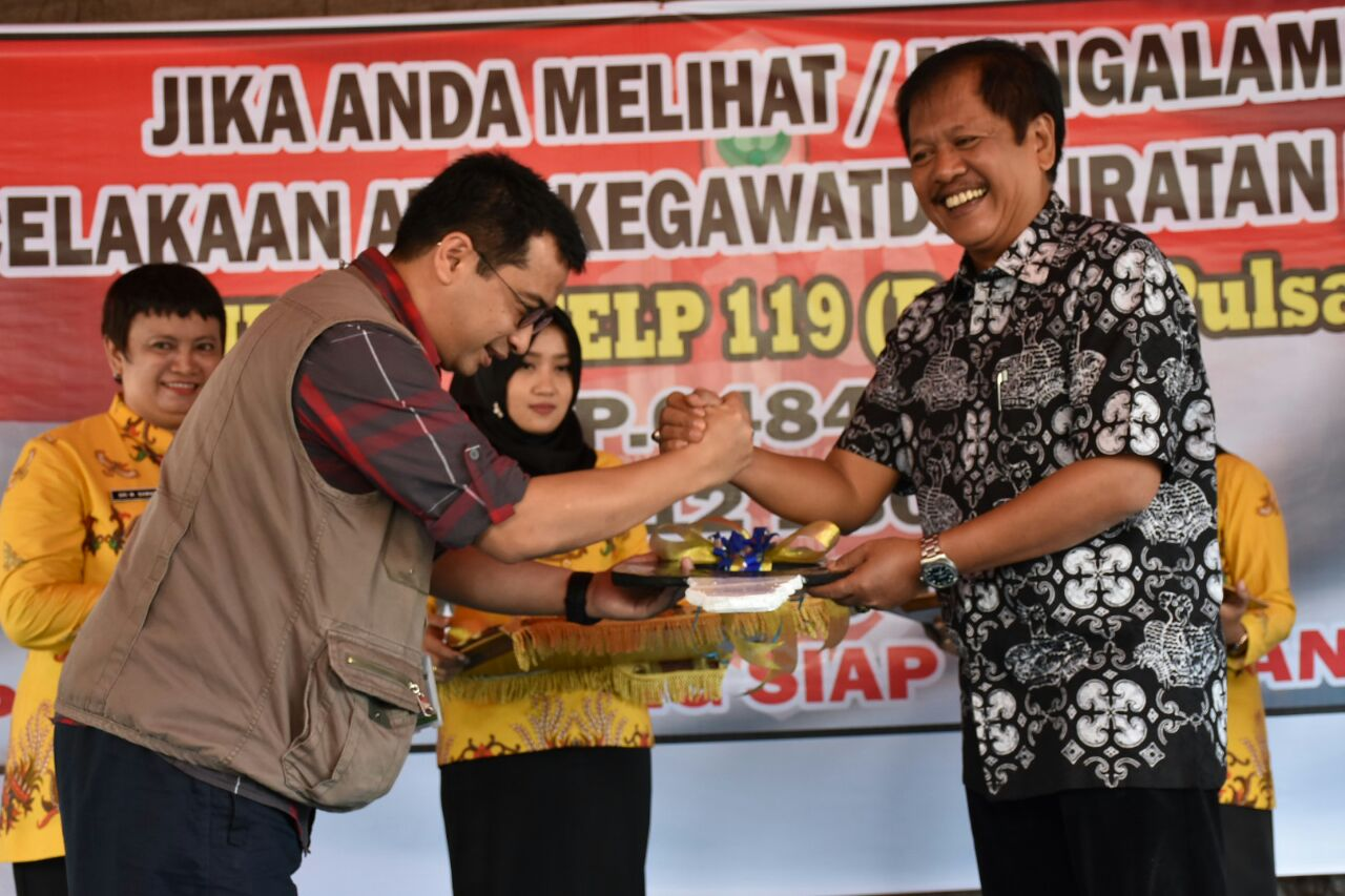 PSC 119 Soppeng,PSC Pertama Di Indonesia Yang Mandiri