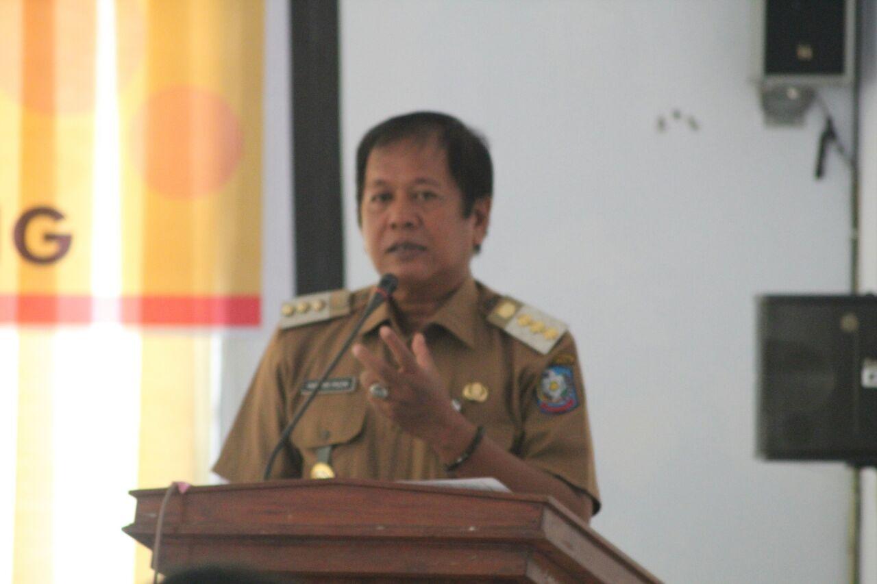 Bahas Kebijakan Perberasan Di Soppeng, DPKP Gelar Rakor.