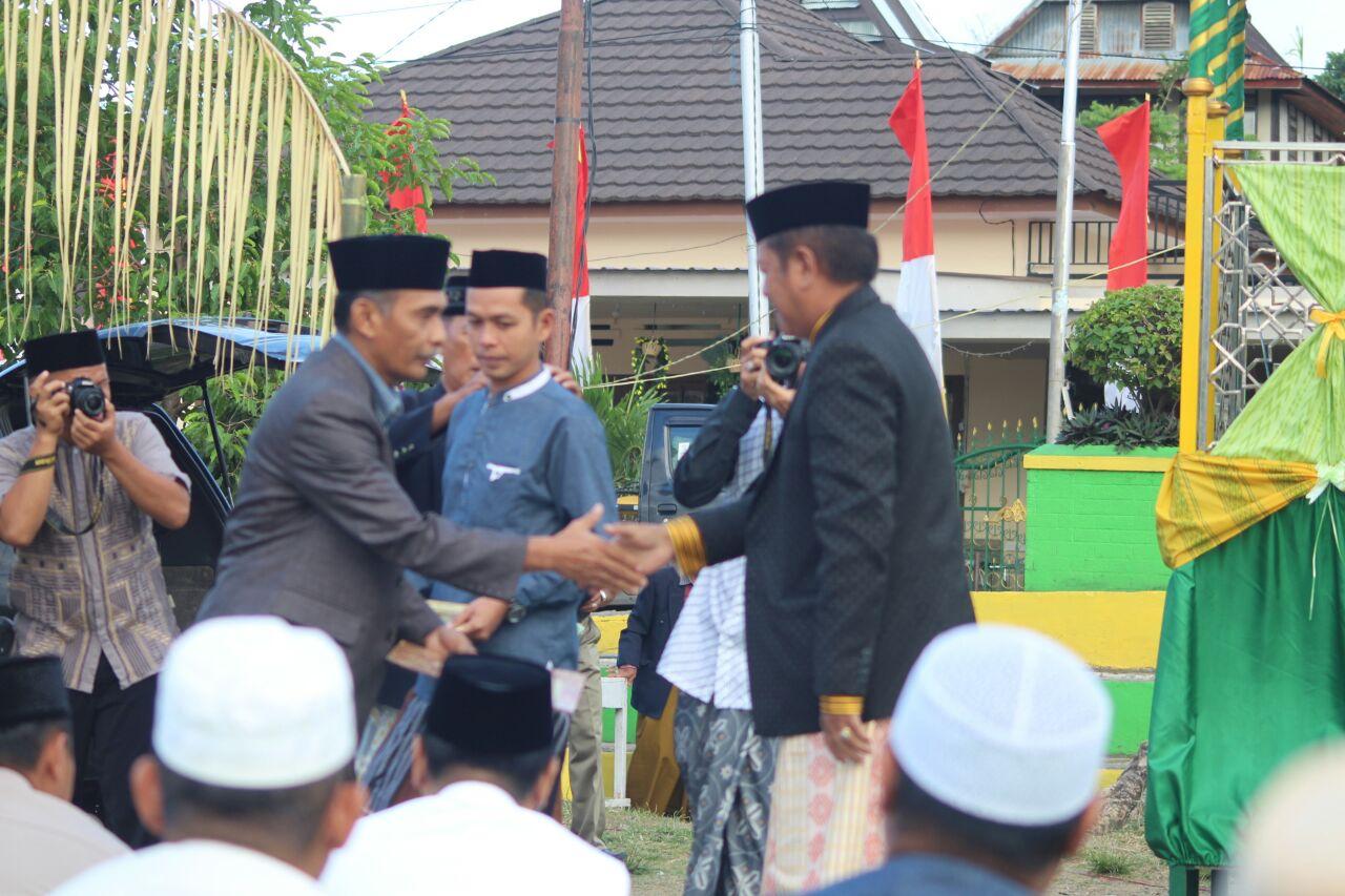 203 Ekor Sapi Jadi Hewan Qurban Di Watansoppeng