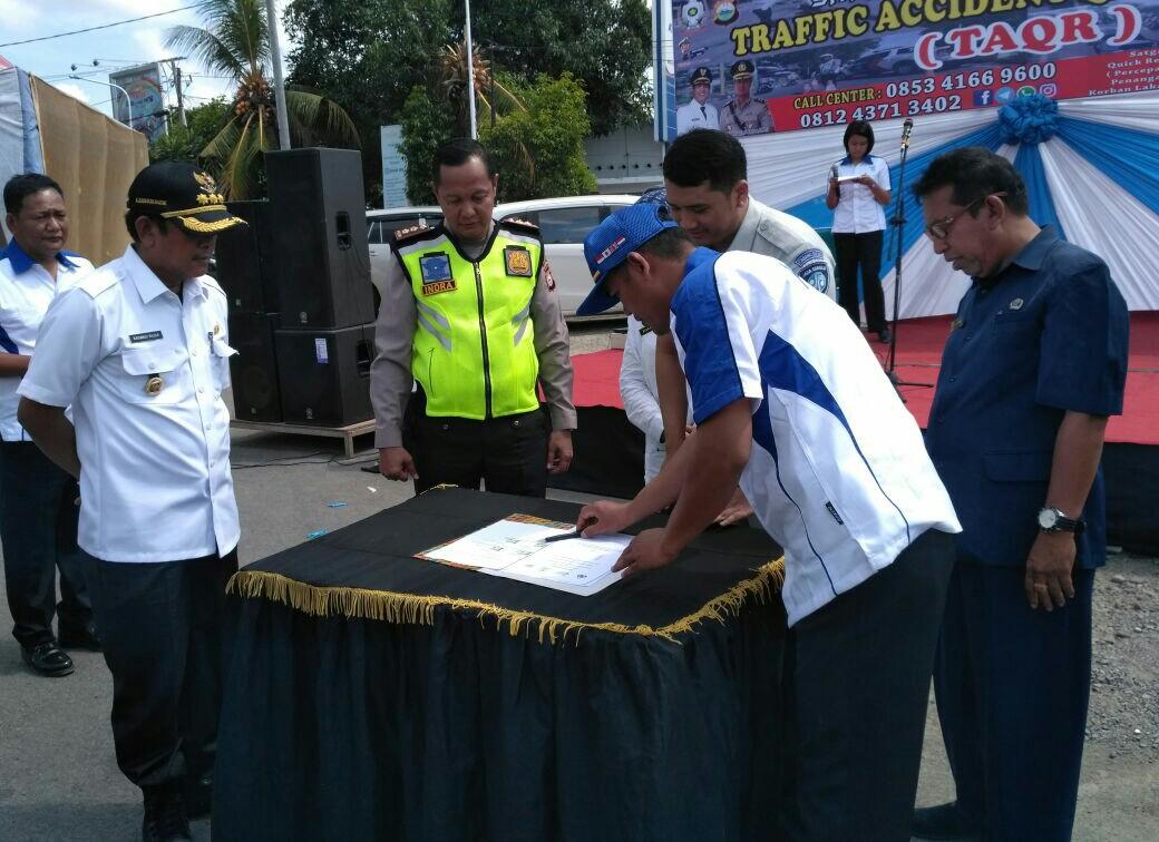 Bupati Soppeng Respon Positif Keberadaan TAQR Milik Polres Soppeng