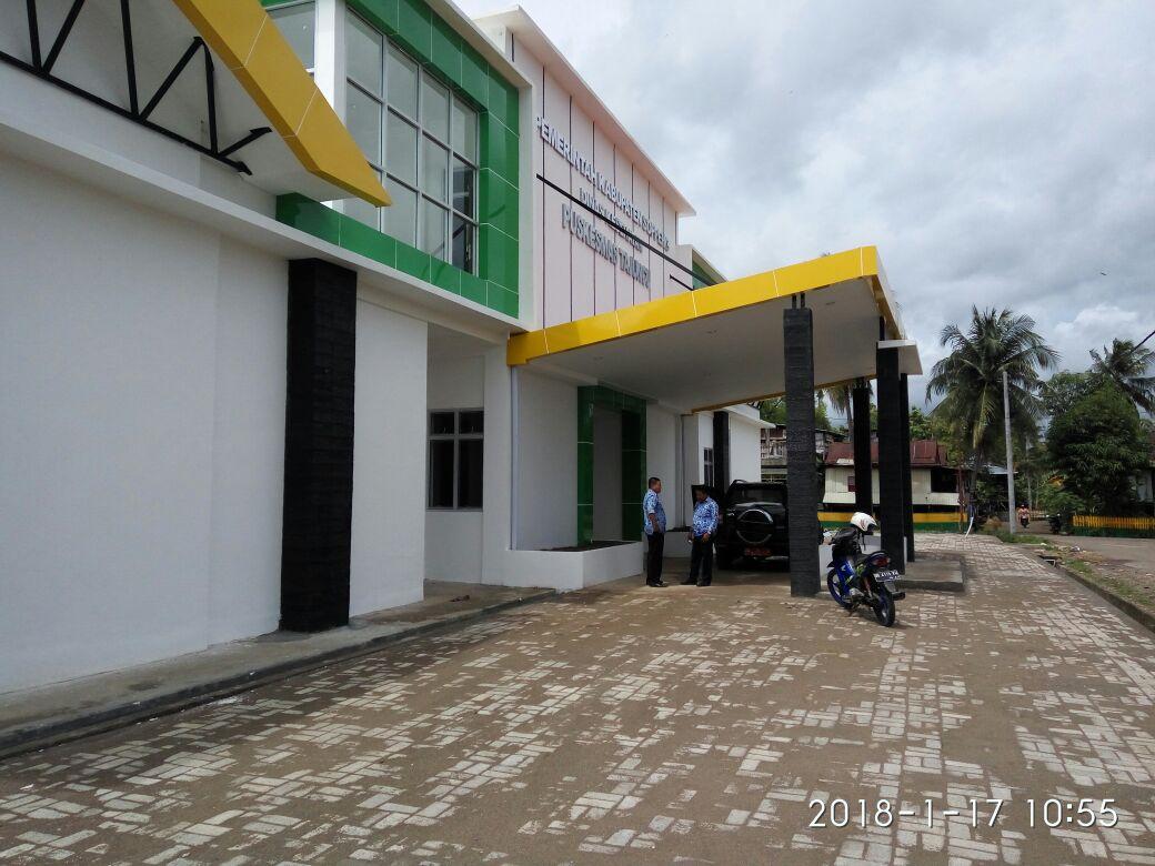Gedung Baru Puskesmas Tajuncu Segera Difungsikan