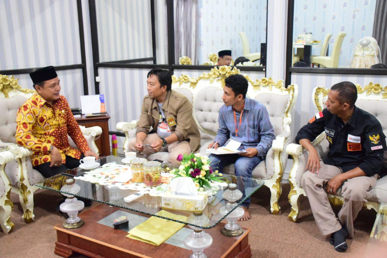 Petugas Coklit KPU Kecele, Wabup Soppeng Ternyata Masih Ber KTP Makassar