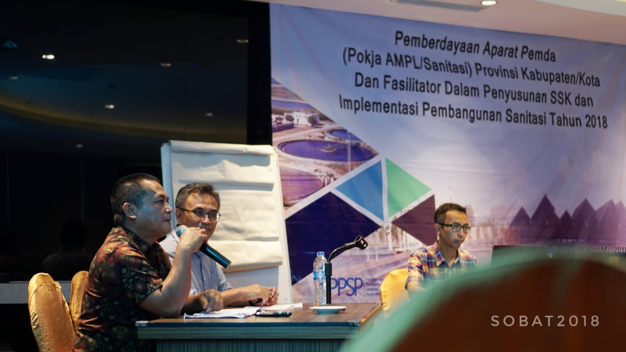 Sekda Soppeng Perkenalkan Gerakan SoBAT Di Level Nasional