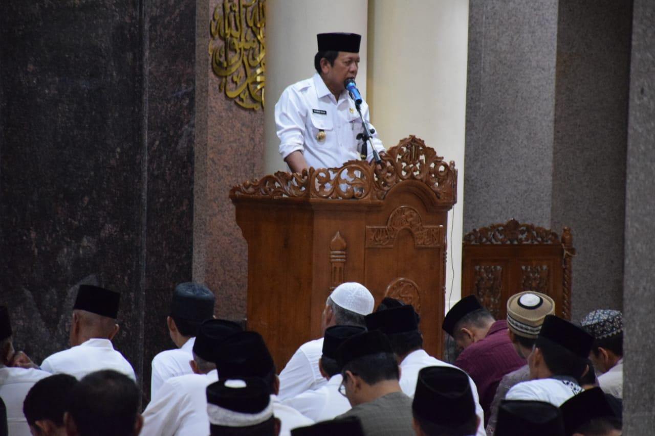 Sambut Ramadhan, Bupati Soppeng Ajak Masyarakat Tingkatkan Silaturahmi Dan Jaga Solidaritas