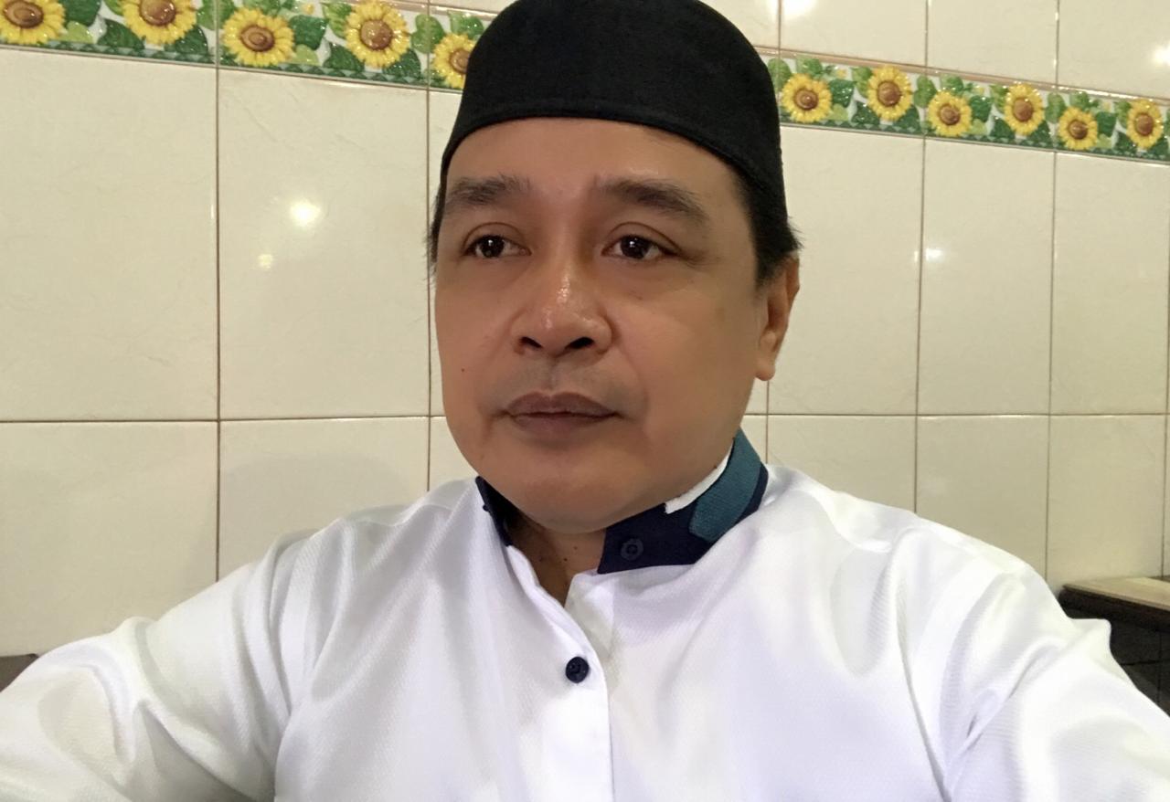 Protokol Masjid Agung Darussalam Berpulang, Supriansa Ajak  Warga Soppeng Kirim Alfatiha