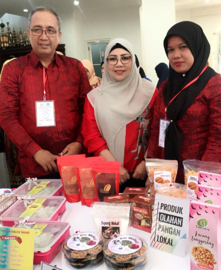 Lilirilau Wakili Soppeng Dalam Festival Pangan Tingkat Provinsi