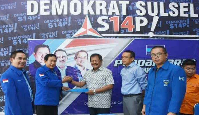 Partai Demokrat Perkuat Barisan Pengusung AKAR-LHD di Pilkada Soppeng