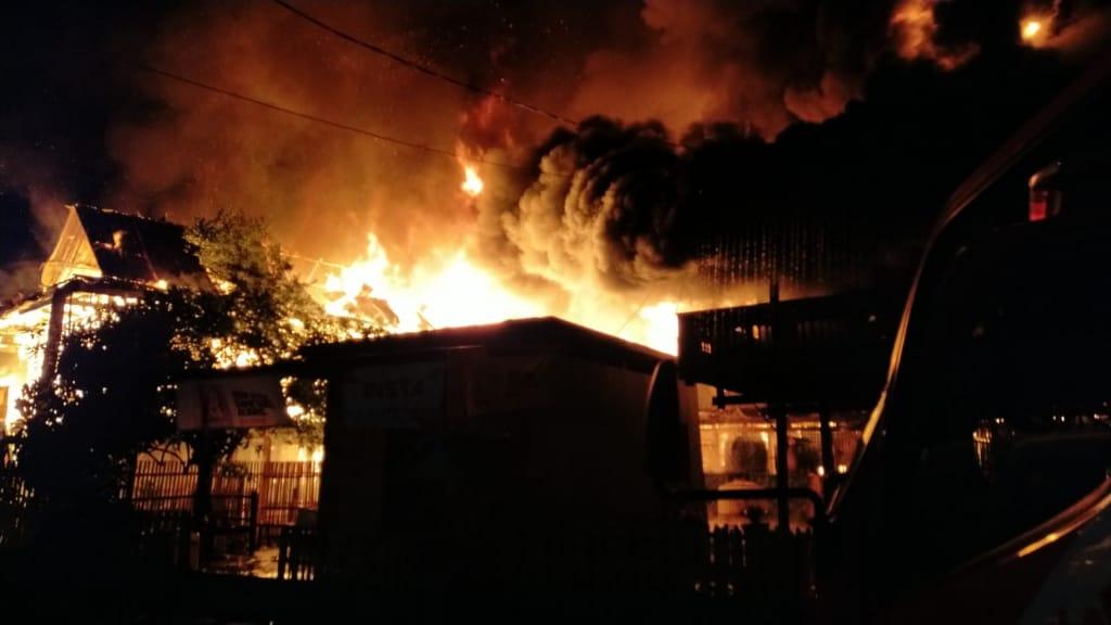 Api Kembali 'Mengamuk' Di Marioriawa, Ibu Dan Anak Tewas Terpanggang