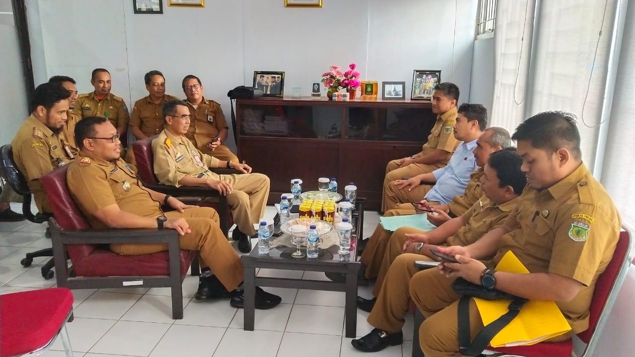 Soppeng Kabupaten Pertama Di Sulsel Terapkan Integrasi SiRUP LKPP