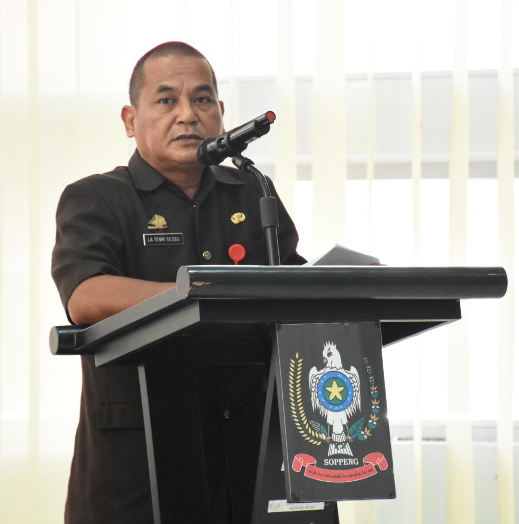Ketua PMI Soppeng Akui Sempat Salah Kaprah Tentang PMI