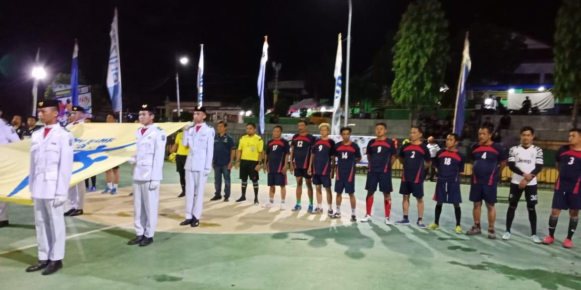 Pecahkan Rekor Peserta Terbanyak, Turnamen Futsal PWI Soppeng Di Ikuti 90 Tim
