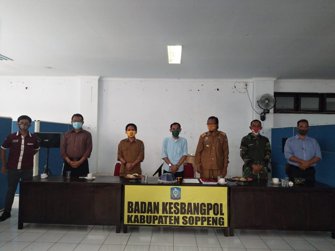 Mediasi  Dualisme KNPI Soppeng Belum Ada Titik Temu