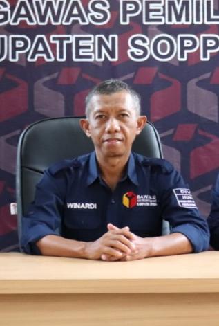 Bawaslu Soppeng: Tahapan Pilkada Lancar Tanpa Temuan Pelanggaran