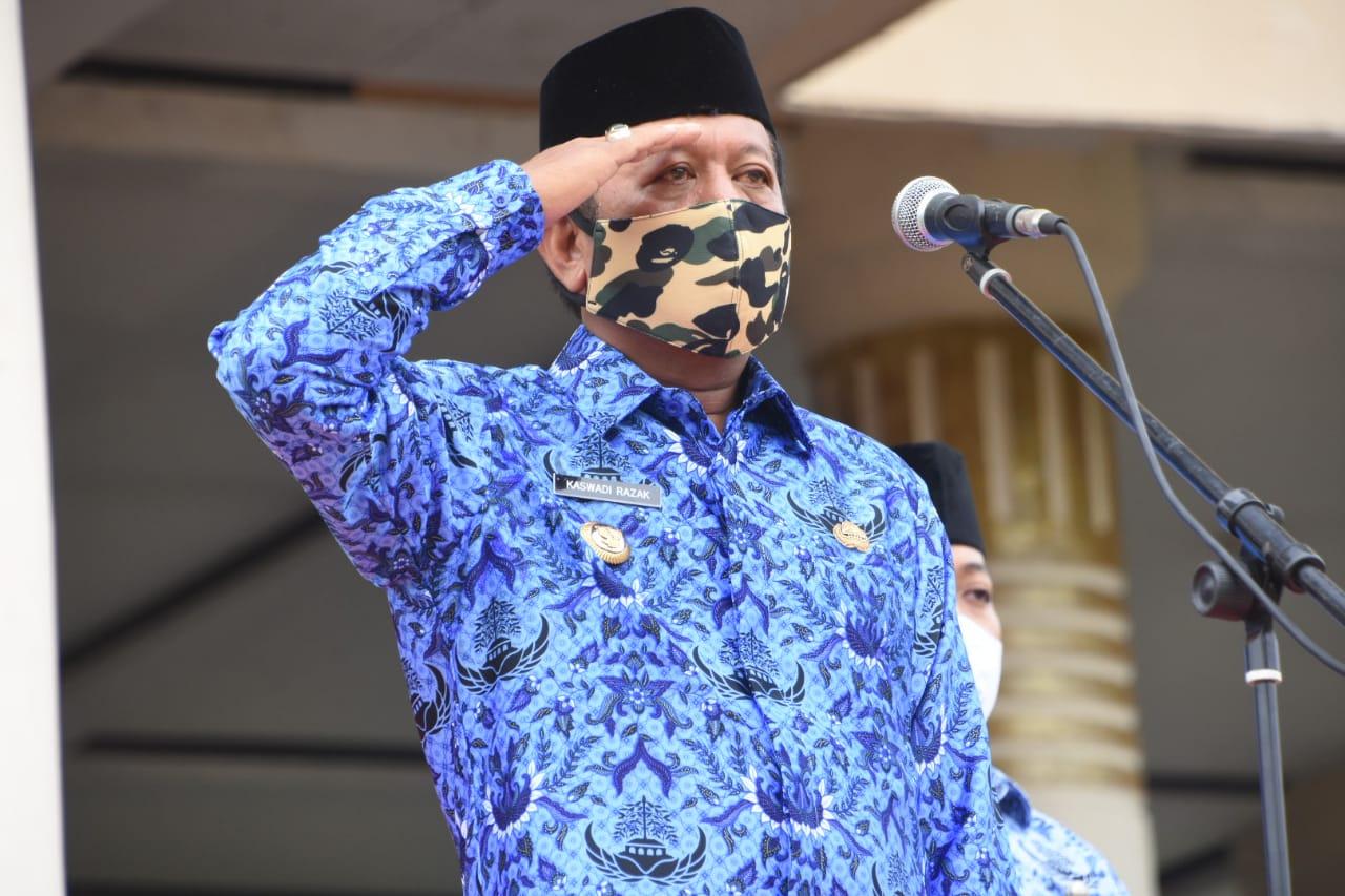 Jelang Cuti, Kaswadi Minta ASN Dan TNI Polri Jadi Penonton di Pilkada