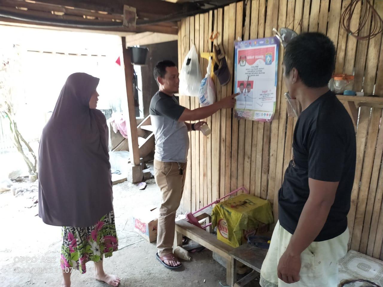 D - Trex, Komunitas Anak Muda Lajoa Dukung AKAR -LHD Pimpin Kembali Soppeng