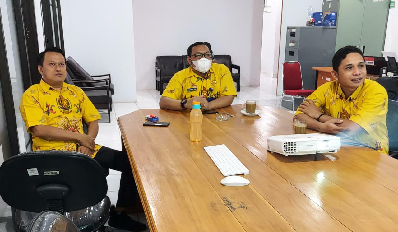 Soppeng Peringkat Enam Tertinggi di Indonesia Persentase Rencana Pengadaan dan Jasa Pemerintah