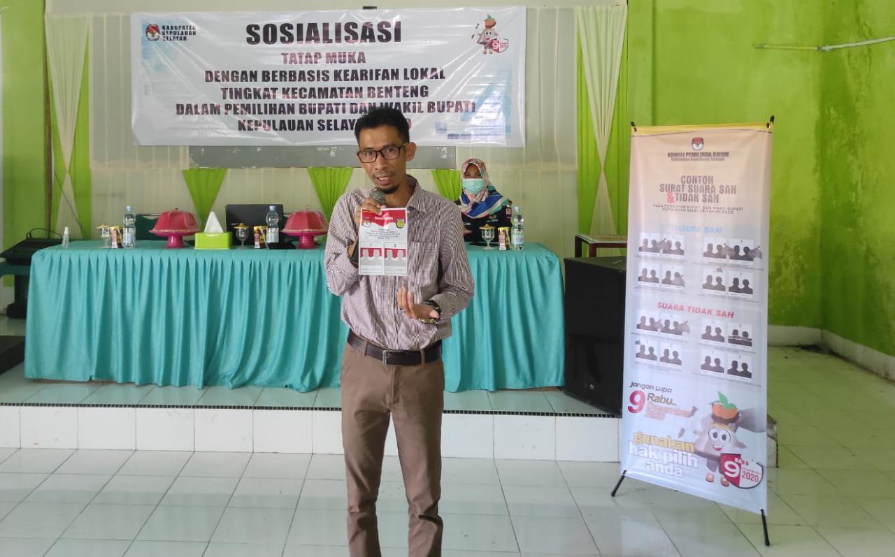 JaDI SulSel Aktif Lakukan Pendidikan Politik Jelang Pilkada Serentak