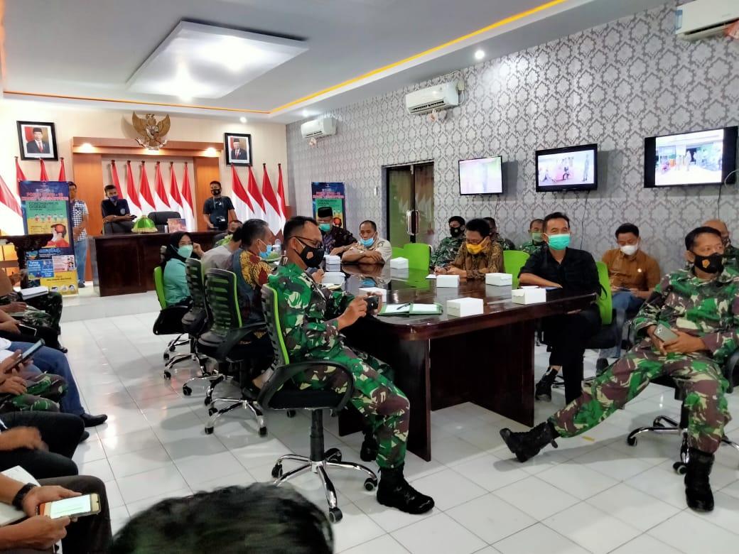 Pendisiplinan Prokes di Soppeng Berhasil Turunkan Kasus Covid,Pembatasan Kegiatan Tetap Dilanjutkan