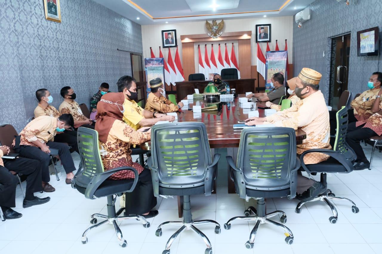 Satgas Covid Soppeng Putuskan Kebijakan Pembatasan Kegiatan Masyarakat Tetap Dilanjutkan