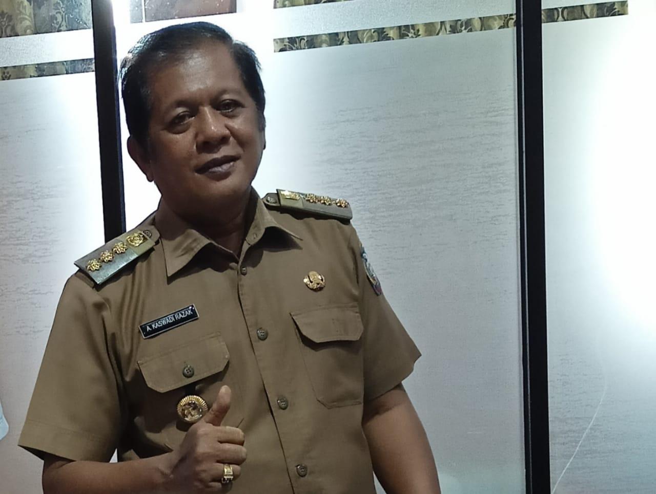 Kaswadi Harap SMSI Ambil Peran Lebih Besar Dalam Pembangunan di Soppeng
