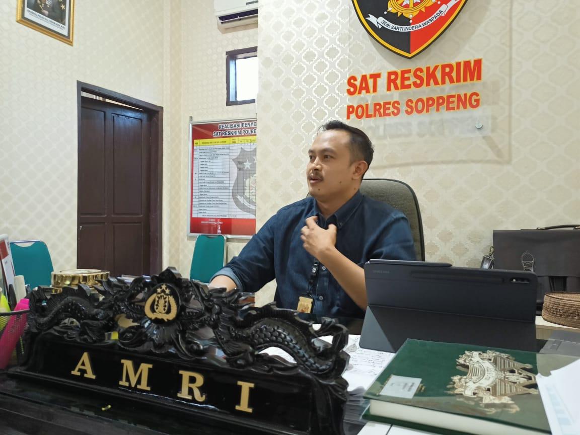 Soal Skandal  Suket, 22 Orang Telah Diperiksa Polres Soppeng