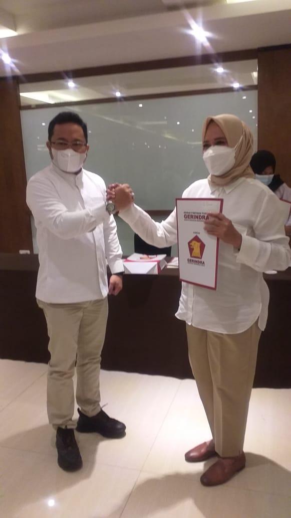 Hj Henny Latif Resmi Jadi Ketua DPC Partai Gerindra Kabupaten Soppeng