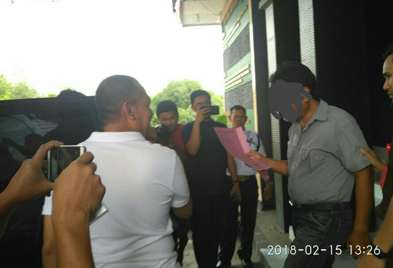 Dituding Korupsi Rp. 559 Juta, Ir HA Ditahan Kejari Soppeng