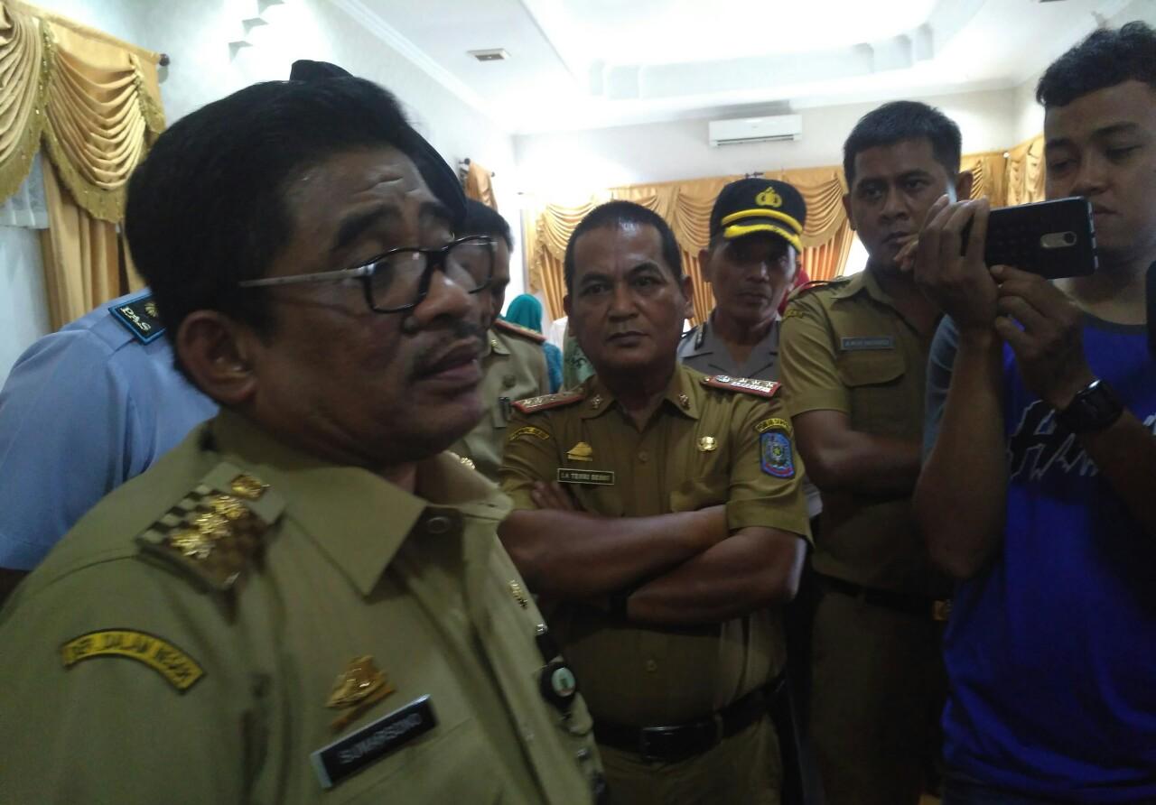 Dinilai Tak Etis Pakai Edaran, PLT Gubernur SulSel Pilih  Instruksikan  Dukung  Selfi Melalui WA.
