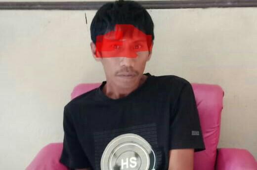 Jelang Bebas, AN Kembali Ditangkap Saat Mencuri Diluar Rutan