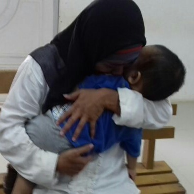 Miris, Ibunya Dituduh Mencuri,Balita Ini Terpaksa Ikut Nginap Di Penjara