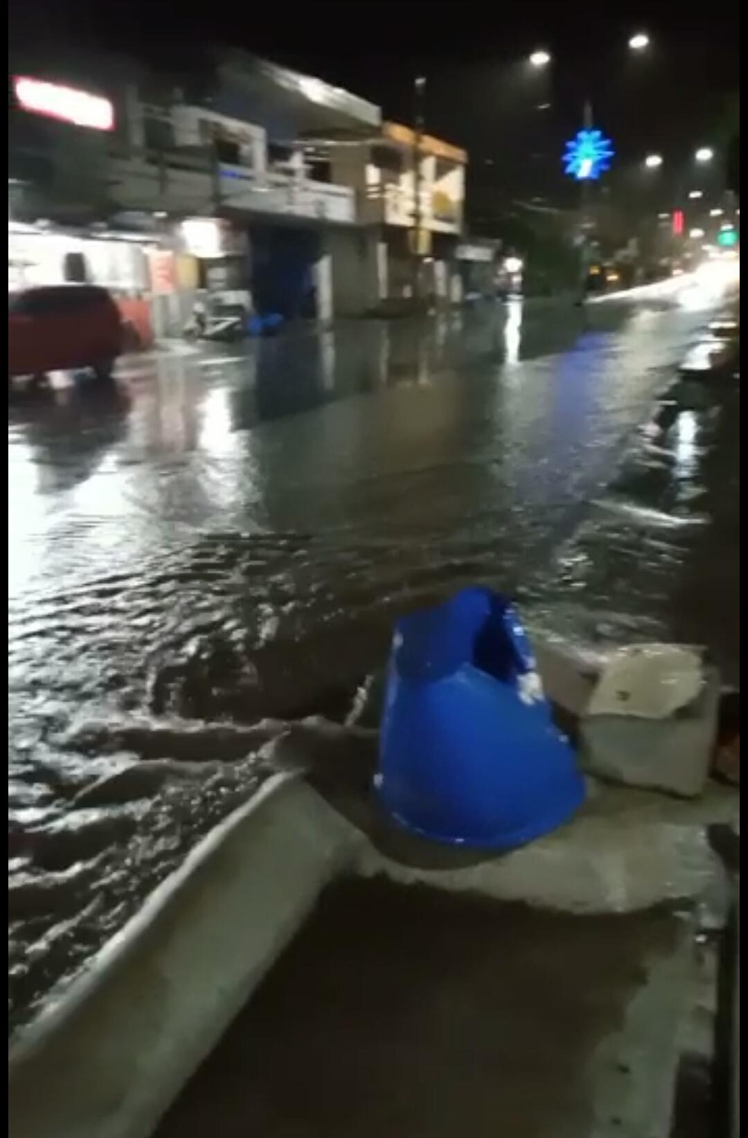 Warga Jl Kemakmuran Mengeluh Selalu Jadi Langganan Banjir Musiman