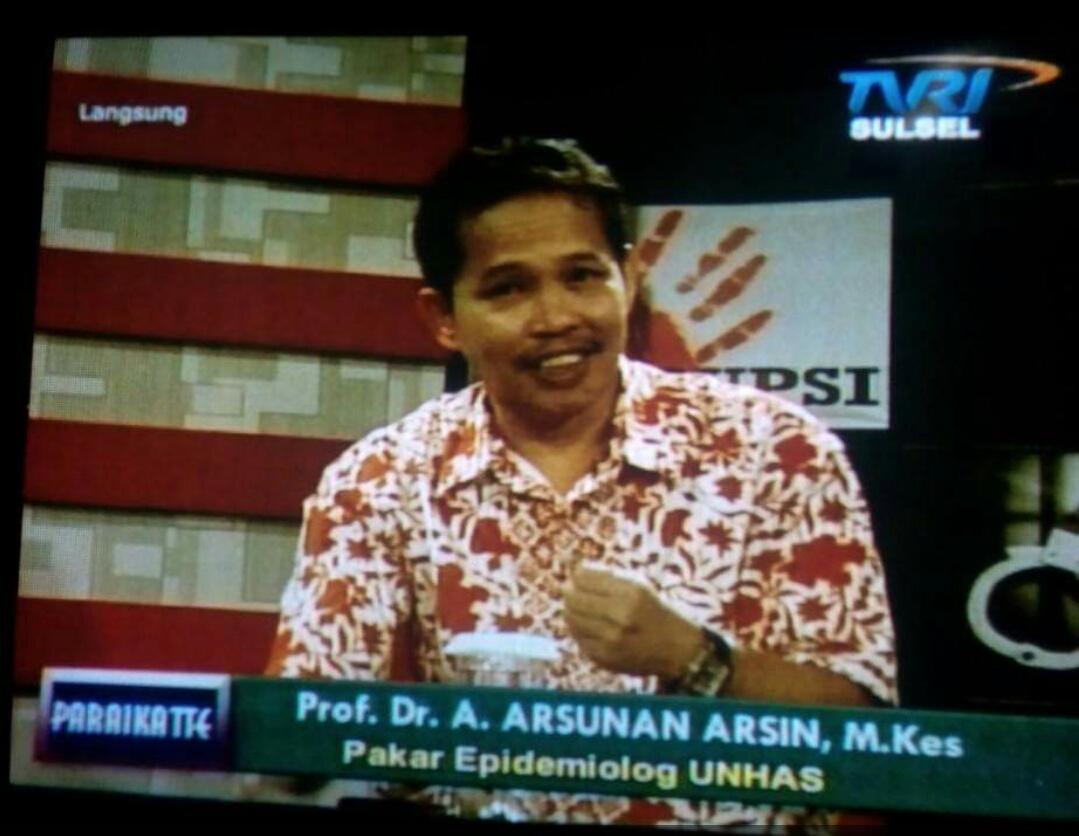 Prof A Arsunan Nilai Kebijakan Isolasi Dan Karantina Langkah Paling Baik Atasi  Covid Di Soppeng