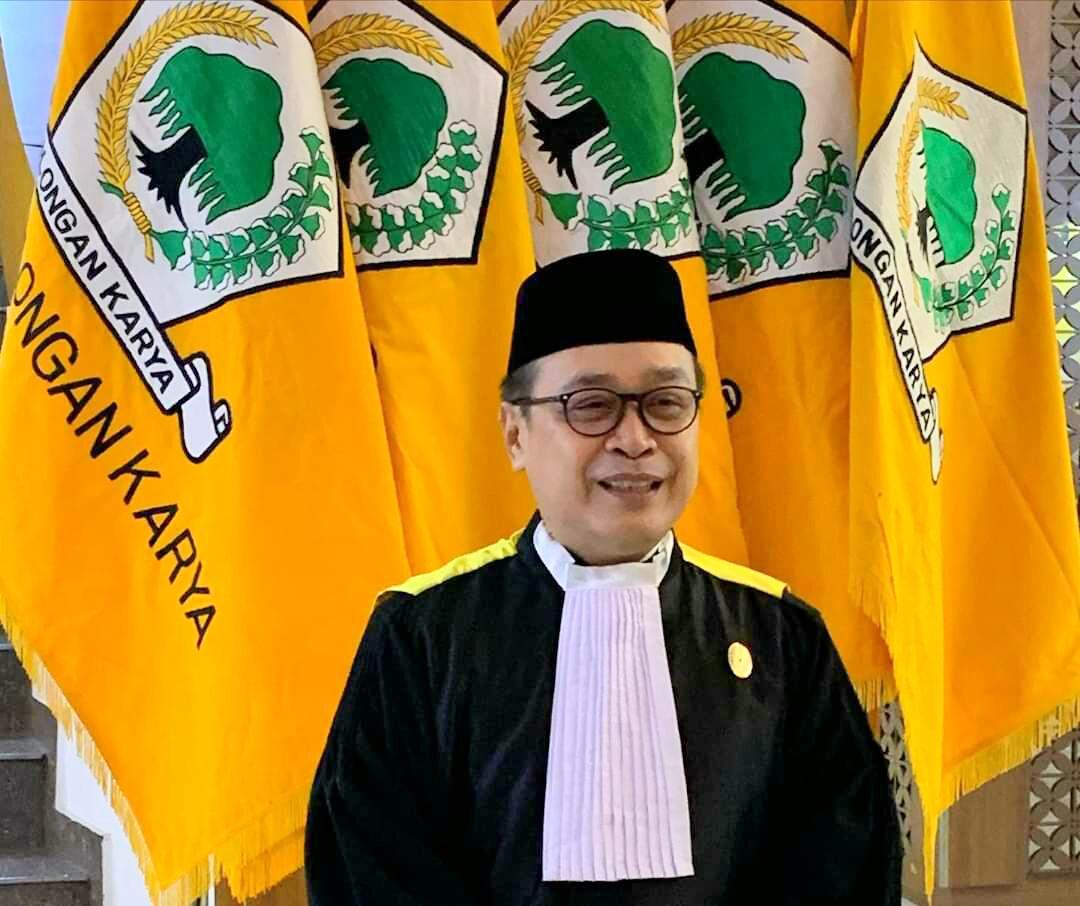 Kantongi Rekomendasi DPP, Supriansa Dinilai Mampu Jadi Ketua Golkar Sulsel