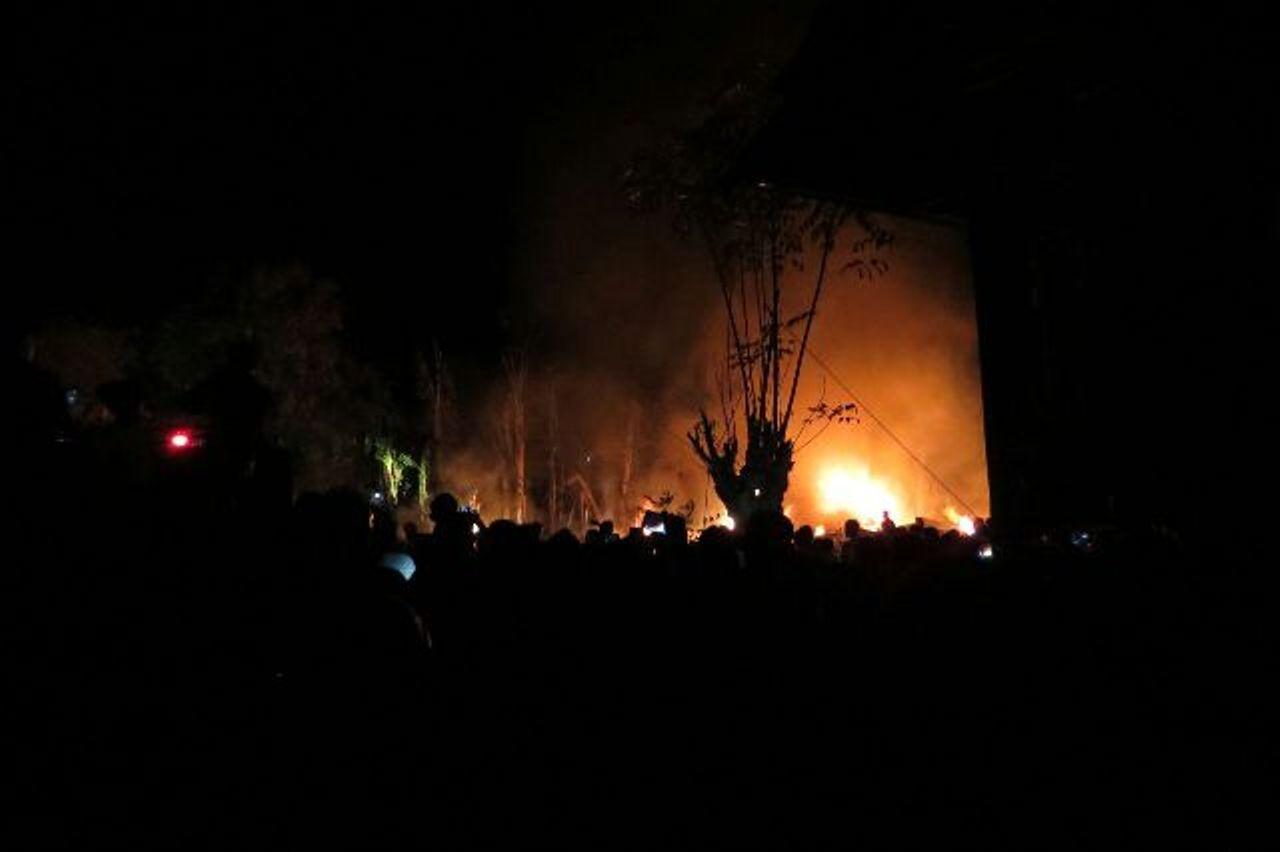 Kebakaran, Dua Warga  Abbanuangnge Tewas Terpanggang Api